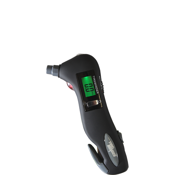 TireMinder 6-in-1 Digital Tire Gauge